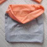 dziecko-komin 34-mały pastelowy dzianinowy dwustronny szary łososiowy pomarańczowy-01