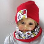 dziecko-czapka-230-czerwona-z-biala-wszywka-angry-birds-kolorowekomplet-komin-02